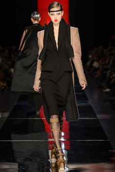Jean Paul Gaultier Fall 2012 Couture Collection