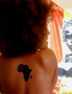 I like. :) Mine is going to be in a different place and a a bit different but I want Africa <3