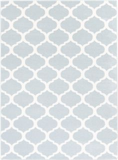 Surya Horizon HRZ1079 Blue/Neutral Geometric Area Rug