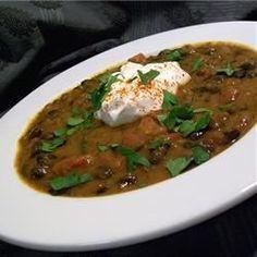 Pumpkin Black Bean Soup - Allrecipes.com