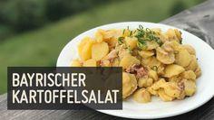Bayrischer Kartoffelsalat mit ➤ Speck ➤ Brühe ➤ Zwiebeln ➤ Senf: Ein Rezept für ✚✚Kartoffelsalat Fans✚✚ Jetzt ausprobieren!