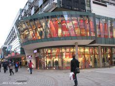 Stuttgart shopping!