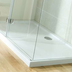Simpsons Low Pro Minima Walk In Shower Tray | Shower Trays | CP Hart
