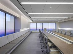 Rottet Studio - Projects - Asset Management Company: New York, NY Office Ceiling, Office Walls, Asset Management, Management Company, Corporate Interiors, Office Interiors, Workplace Design, Corporate Design, Hotel Meeting