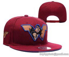 Cheap Wholesale Superman Snapback Hats Wine for slae at US$8.90 #snapbackhats #snapbacks #hiphop #popular #hiphocap #sportscaps #fashioncaps #baseballcap