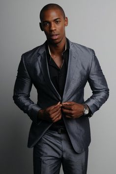 '50 Shades of Grey' Movie: Could a Black Actor Like Mehcad Brooks Play Christian?