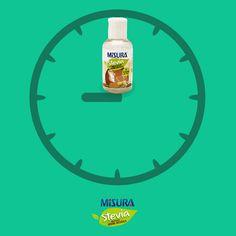 In queste calde giornate estive è sempre l'ora di utilizzare Misura Stevia liquido per dolcificare naturalmente le vostre #bevande.