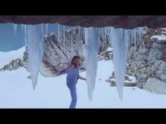I do not love Coors Light but I do love this commercial. [Coors Light: Ice Bar - YouTube]