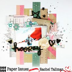 Paper Issues: Keep it Sketchy with Rachel Tallman