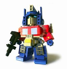 LEGO Ideas - Mini Bricks Transformers - Поиск в Google