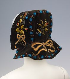 Late 19th Century Swedish  --  Metropolitan Museum of Art Costume Institute