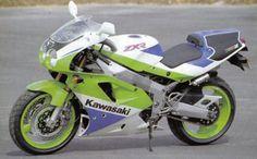 kawasaki zxr 750 rr