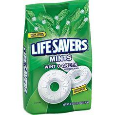 Lifesavers Wint O Green Mints, 2.5 lb - Walmart.com