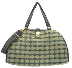 New knitting bag to lust after.  Offhand Designs ::Scottie handbag
