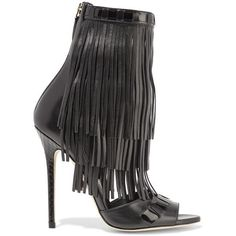 15a665ba7ebf Shop on-sale Brian Atwood Abby fringed leather sandals. Browse other  discount designer Sandals   more on The Most Fashionable Fashion Outlet