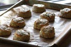 brown butter buttermilk biscuits