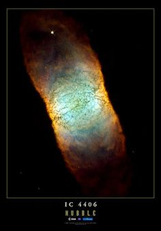 Planetary Nebula IC 4406