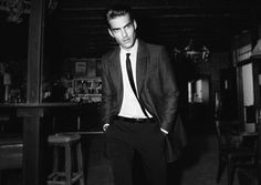 Jon Kortajarena & Sean OPry Go Cinematic for Zara Fall/Winter 2012 Campaign