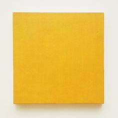 Glaze painting Indian Yellow 1995 Marcia Hafif Glaze Paint, Indian, Yellow, Painting, Art, Painting Art, Paintings, Indian People, Drawings