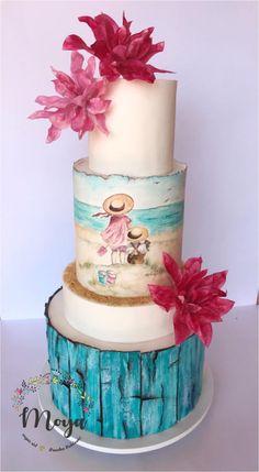 Summer cake by Branka Vukcevic