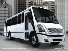 #Autobusesinternational International fue la primera marca en presentar en el 2008 un autobús híbrido en México. Se lanzó en el país el motor MaxxForce EURO 4.8 para su aplicación específica en pasaje para los modelos 4700 SCD y 4700 FE. http://mexico.internationaltrucks.com