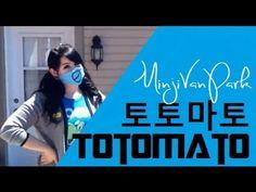 B.A.P. {비에이피} Totomato Matoki Mask Tutorial   MinjiVanPark