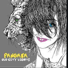 Messaggi   Pangaea Album Cover Art for Old City Lights   contest di…
