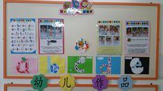Letterland board / alphabet crafts - a to e