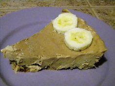 SCD Recipe: Raw Banana Cream Pie - SCD For Life