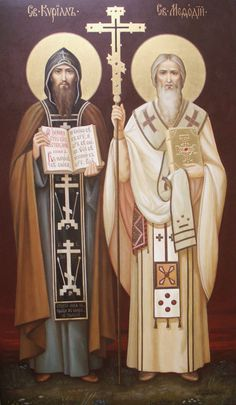 Sts. Cyril and Methodius, Bishops, Confessors Mass Propers | Maria Angela Grow
