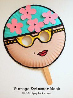 summer-paper-plate-craft