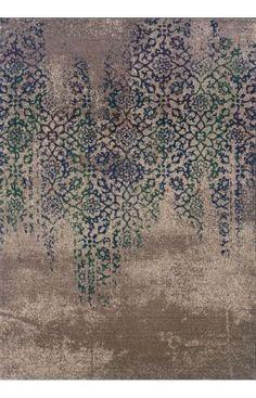 $5 Off when you share! Oriental Weavers Kaleidoscope 504 Blue Rug