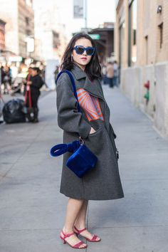 18 Killer Looks From The Whitney's Debut Weekend - Serena Street Chic, Street Style, Whitney Museum, Manolo Blahnik Shoes, Fashion Bloggers, Nice Dresses, Personal Style, Writer, Van