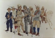 Review - Guards Camel Corps from Grenadier Miniatures ...