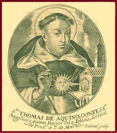 para aprender mas de Santo Tomas de Aquino