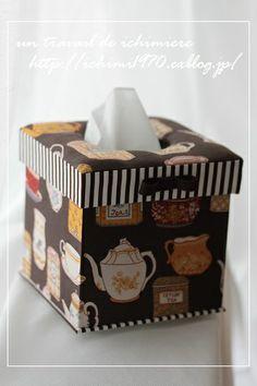 Time of ichimière handmade: cloth box
