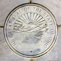 Seal of Ohio | girl about columbus