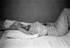 Marilyn Monroe by Eve Arnold, Bement, Illinois, 1955