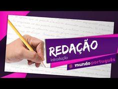 Redação: Introdução - Mundo Português - ENEM - YouTube
