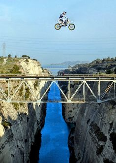 Sick Jump, Bro #dirtbike #sports #motocross