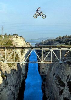 Sick Jump, Bro #dirtbike #sports #motocross