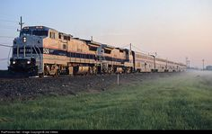 amtrak p32bwh | RailPictures.Net Photo: AMTK 509 Amtrak GE P32BWH (Dash 8-32BWH) at ...