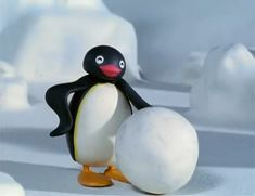 Pingu is a British-Swiss stop-motion claymated television series created by Otmar Gutmann. Pingu is the cutest! #animation