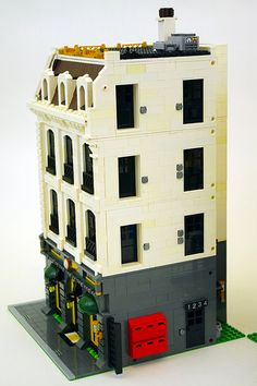 Corner section - Loft Apartments & Shops | Flickr - Photo Sharing!