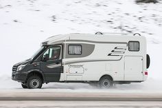 Hymer ML-T Crossover