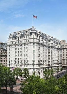 Historic DC hotels WillardIntercontjpg.jpg - © Willard InterContinental Washington