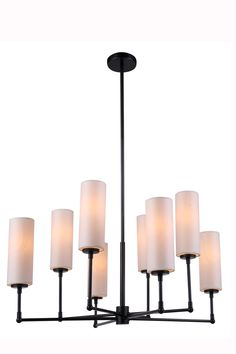 *CLOSEOUT*-8 Lights 1410 Richmond Collection
