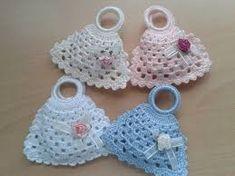 Resultado de imagen para cruces tejidas al crochet