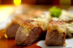 [ingredients]    [method]  Receita do Chef: Daniel Sahagoff