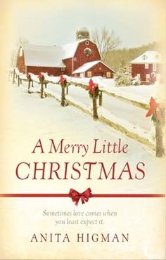 A Merry Little Christmas (Songs of the Season) Loved this book! I highly recommend it as a holiday read.